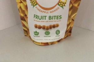 PINEAPPLE MANGO FRUIT BITES