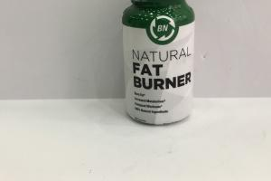 Natural Fat Burner Dietary Supplement