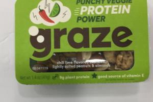 Punchy Veggie Protein Power