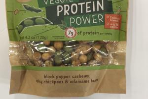 Veggie Protein Power