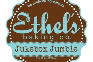 Jukebox Jumble Cookies