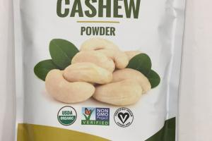Organic Plant Protein Cashew Powder