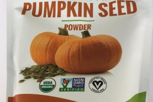 Organic Plant Protein Pumpkin Seed Powder