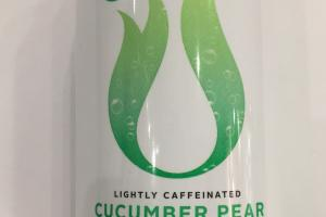 Cucumber Pear Sparkling Water