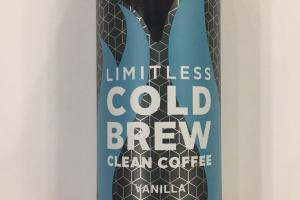 Cold Brew Clean Coffee