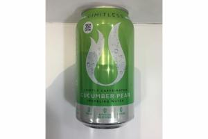 CUCUMBER PEAR LIGHTLY CAFFEINATED SPARKING WATER