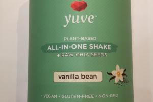 Plant-based All-in-one Shake