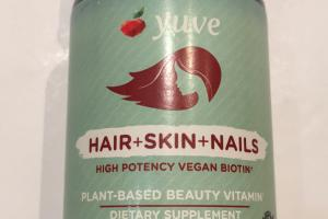 Plant-based Beauty Vitamin Dietary Supplement
