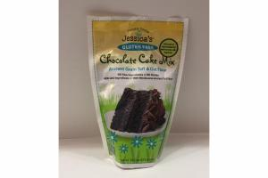 CHOCOLATE CAKE MIX ANCIENT GRAIN TEFF & OAT FLOUR