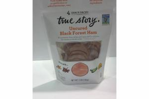 UNCURED BLACK FOREST HAM SNACK PACKS