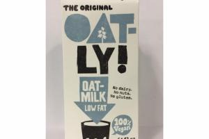 THE ORIGINAL LOW FAT OAT MILK