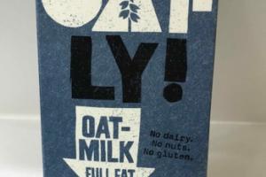 THE ORIGINAL FULL FAT OAT-MILK