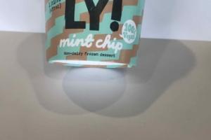 THE ORIGINAL MINT CHIP NON-DAIRY FROZEN YOGURT