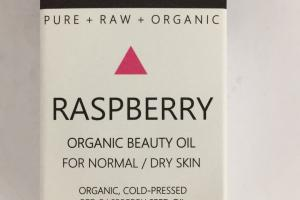 Organic Beauty Oil For Normal / Dry Skin
