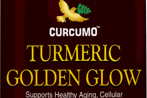 Turmeric Golden Glow Veggie Capsules Dietary Supplement