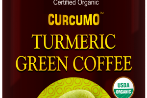 Turmeric Green Coffee Herbal Supplement
