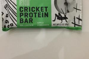 Cricket Protein Bar