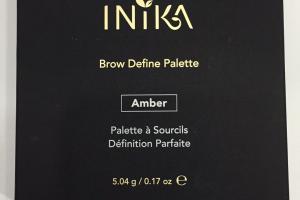 Amber Brow Define Palette