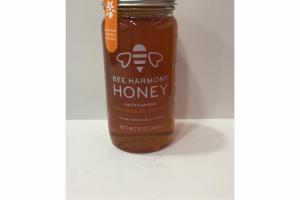 AMERICAN RAW ORANGE BLOSSOM HONEY