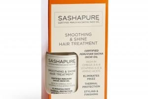 Smoothing & Shine Hair Treatment