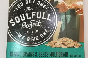 Hearty Grains & Seeds Multigrain Hot Cereal