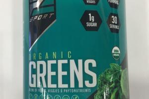 Sport Organic Greens