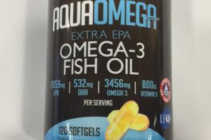 Omega-3 Fish Oil Dietary Supplement