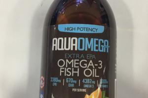 Extra Epa Omega-3 Fish Oil