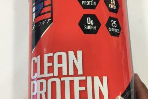 Clean Protein Grass Fed Beef Protein Blend