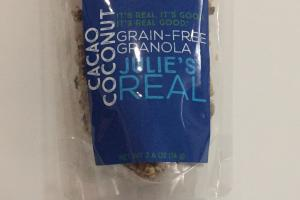 Cacao Coconut Grain-free Granola