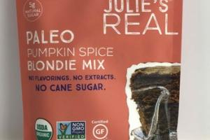 PALEO PUMPKIN SPICE BLONDIE MIX