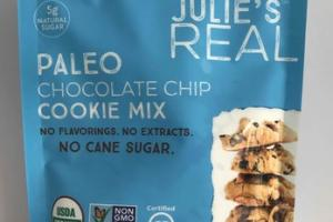 PALEO CHOCOLATE CHIP COOKIE MIX