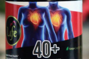40+ Heart Defense Dietary Supplement