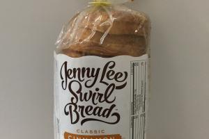 Classic Cinnamon Bread