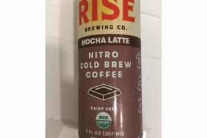 MOCHA LATTE NITRO COLD BREW COFFEE