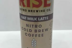 OAT MILK LATTE NITRO COLD BREW COFFEE