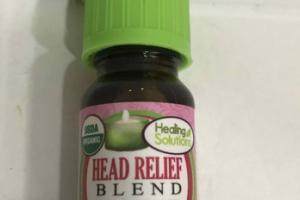 HEAD RELIEF BLEND