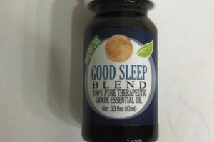 PREMIUM GOOD SLEEP BLEND 100% PURE THERAPEUTIC GRADE ESSENTIAL OIL
