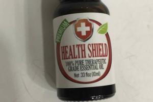 PREMIUM HEALTH SHIELD 100% PURE THERAPEUTIC GRADE ESSENTIAL OIL