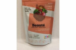 MANGO-PEACH BEAUTE DAILY FRUIT & VEGETABLE POWDER