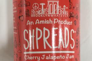 Cherry Jalapeno Jam