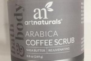 Bath & Body Arabica Coffee Scrub