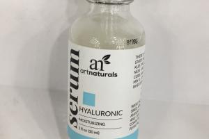 Hyaluronic Moisturizing Serum