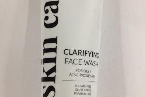 Clarifying Face Wash For Oily / Acne-prone Skin