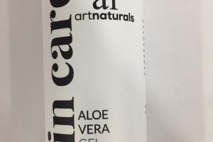 Skin Care Aloe Vera Gel