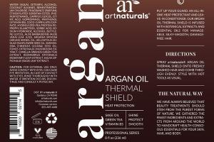 ARGAN OIL THERMAL SHIELD
