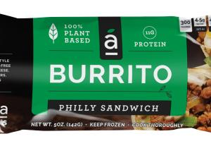 Burrito Philly Sandwich