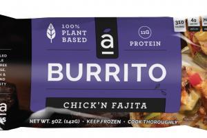 Burrito Chick'n Fajita