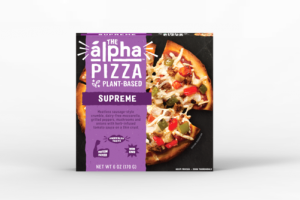 SUPREME PLANT-BASED PIZZA