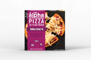 BBQ CHIK'N PLANT-BASED PIZZA